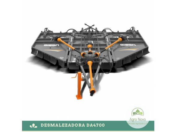 Desmalezadora Articulada Tipo Vial Da 4700