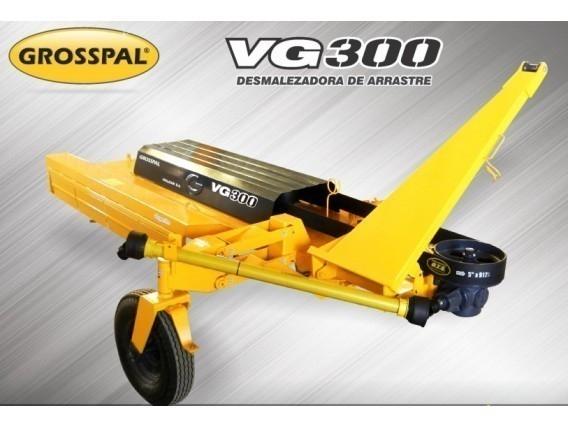 Desmalezadora De Arrastre Grosspal Vg 300
