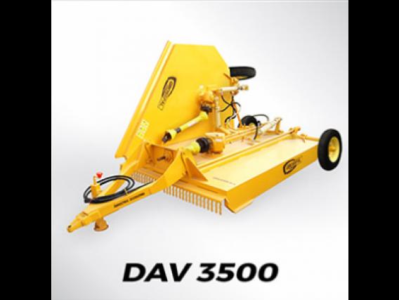 Desmalezadora Grosspal Dav 3500