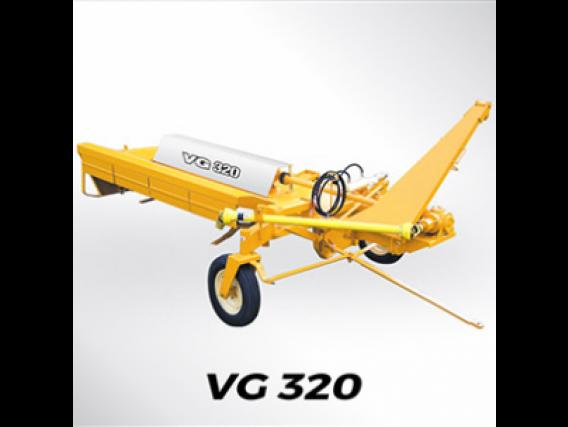 Desmalezadora Grosspal Vg 320