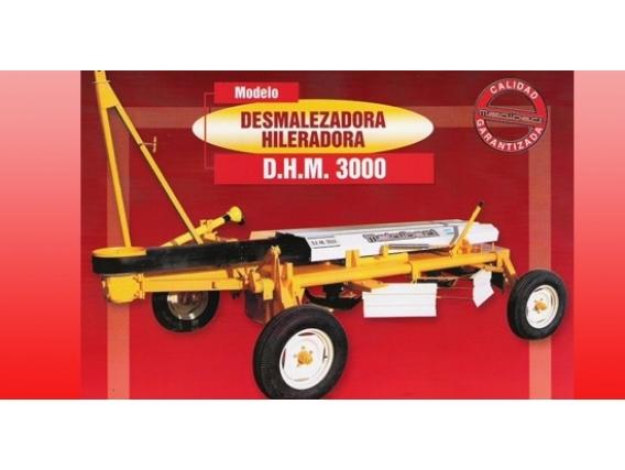 Desmalezadora Hileradora Metalbert D.h.m. 3000