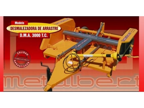 Desmalezadora Metalbert D.m.a 3000 T.c