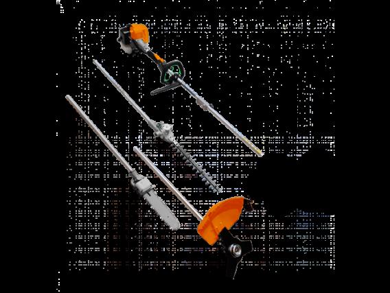 Desmalezadora Naftera Lusqtoff 4 En 1 Ld-52Pro