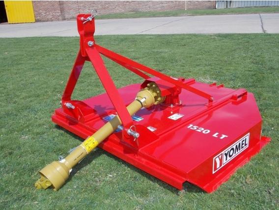 Desmalezadora Yomel Para 3 Pts 1.5 Mts Modelo 1520 L T