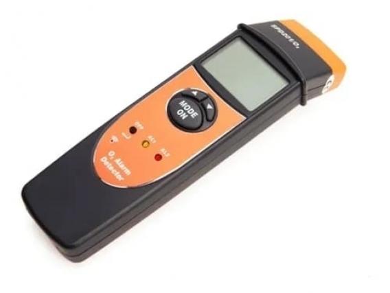 Detector Oxigeno Spd201/o2 Portatil Tester Alarma