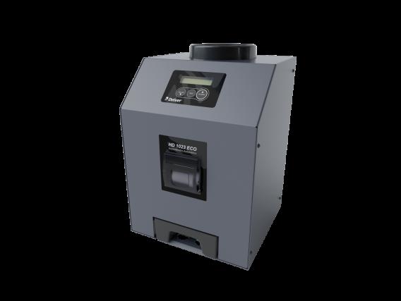 Determinador Automático De Humedad Delver Hd-1023