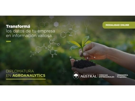 Diplomatura en AgroAnalytics