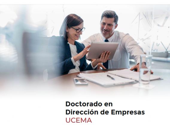 Doctorado en Dirección De Empresas