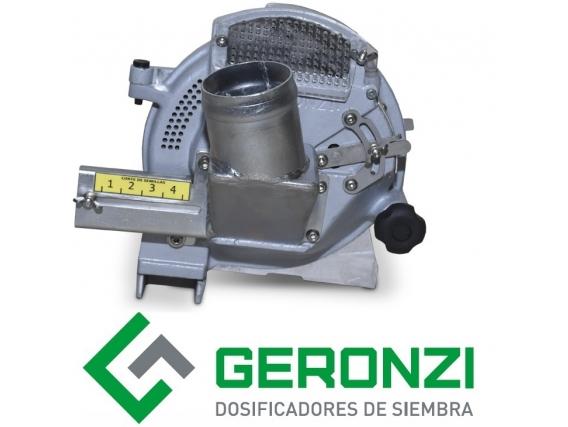 Dosificador Neumático Geronzi S.a RG D180