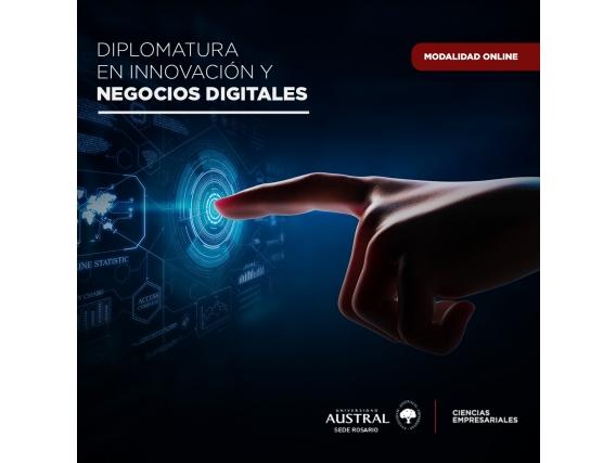 Diplomatura en Innovación y Negocios Digitales