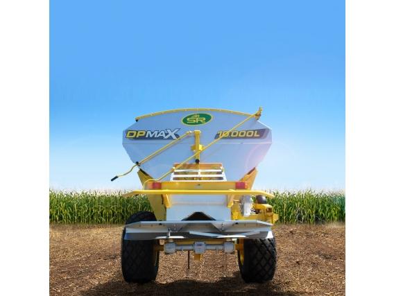 Fertilizadora Al Voleo Sr Dp - Max 10000