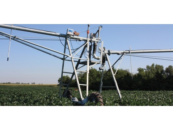 DropSpan™ de Valley para pivots centrales y equipos lineales