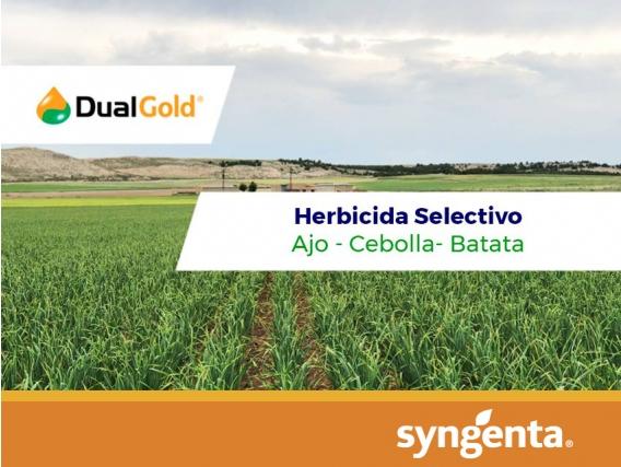 Herbicida Dual Gold ®