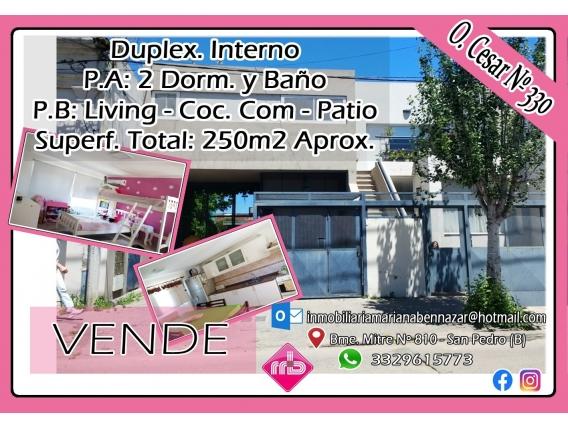 Duplex Centrico / San Pedro B