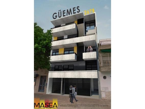 Edificio Güemes 2678 - Rosario