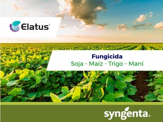Fungicida Elatus ®