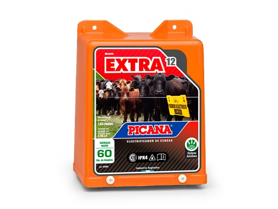 Electrificador Extra 12