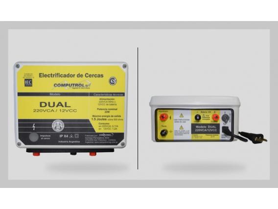 Electrificadores Computrol 220Vca, 12Vcc Y Duales