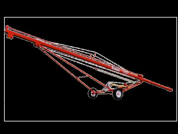 Elevador A Sin Fin Transportable Fabrinor 219 Mm