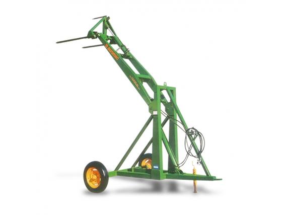 Elevador Transportador De Rollos Agromec E.r. 4000