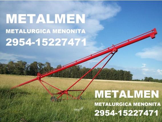 Sinfin 12 Mts Metalmen Metalurgica Menonita