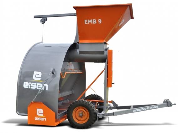 Embolsadora De Grano Seco Eisen Emb 9