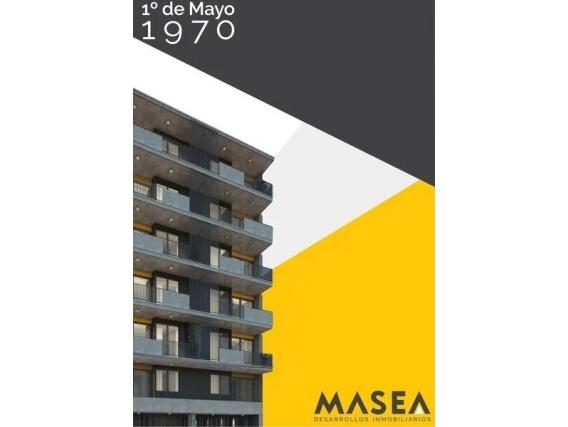 Edificio 1 De Mayo 1970 - Rosario