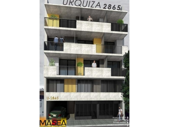 Edificio Urquiza 2865 - Rosario