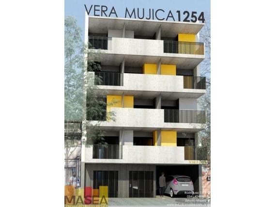 Edificio Vera Mujica 1254 - Rosario