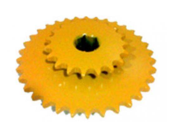 Engranaje Doble Alternativo Para Sembradoras Agrometal