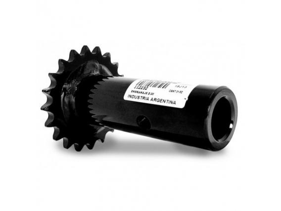 Engranaje Z20 Asa40 Alternativo P/ Sembradora Agrometal