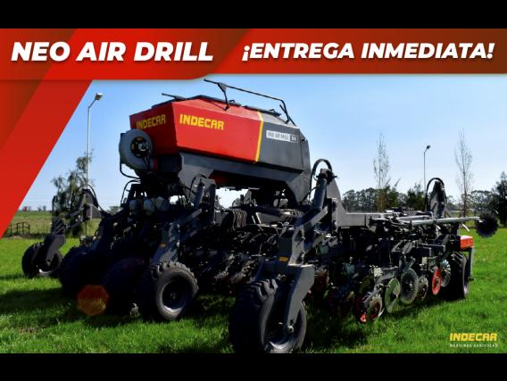 Sembradora Indecar Neo Air Drill Combinada