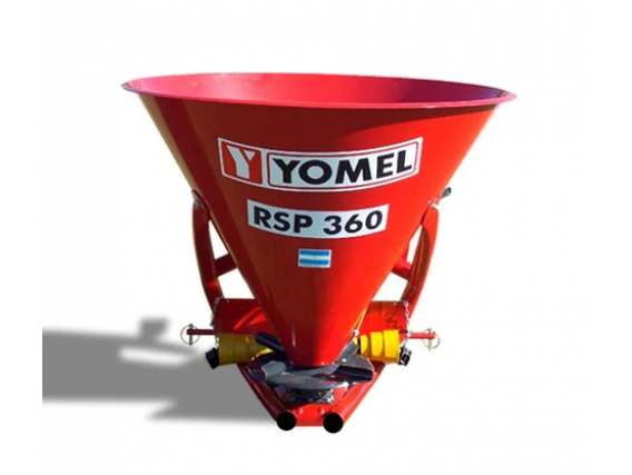 Esparcidora De Fertilizantes Yomel Rsp 360