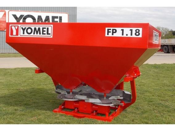 Esparcidora De Fertilizantes Yomel Fp 1.18