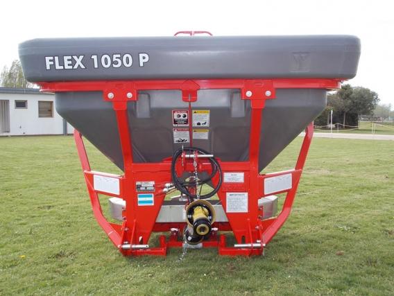 Esparcidora De Fertilizantes Yomel Flex 1050 P