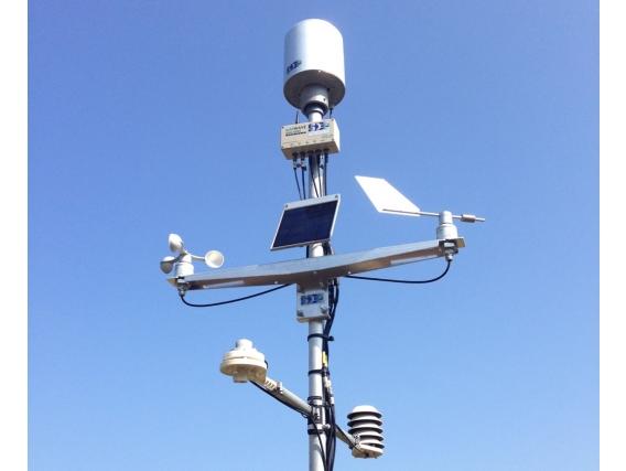 Estación Meteorológica Adcon Eto 3G - Aseagro