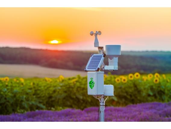 Estación Meteorológica Delver Meteobot