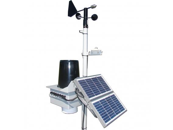 Estación Meteorológica Em-101 Delver San A. De Areco