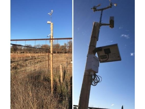 Estación Meteorolóigica Atheling-Em
