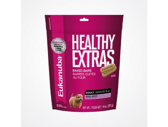 Eukanuba Healthy Extras Adulto Razas Pequeñas