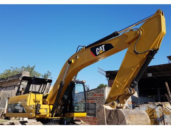 Excavadora Cat 324D L Año 2011