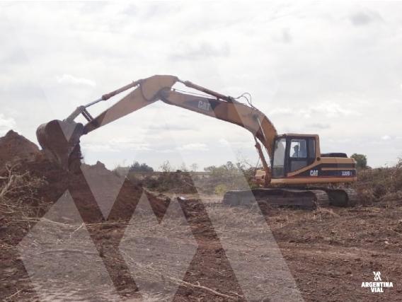 Excavadora Caterpillar 320 Id684