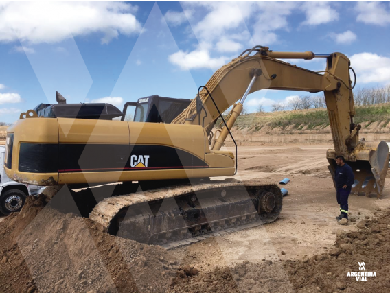 Excavadora Caterpillar 330 Dl Me Id654