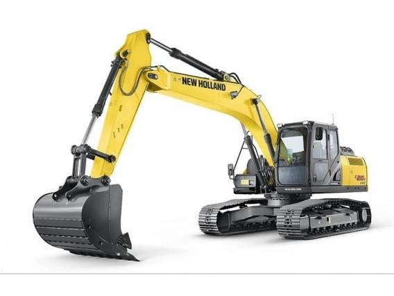 Excavadora E215C Evo