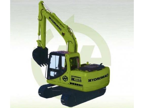 Excavadora Hydromac H113-8