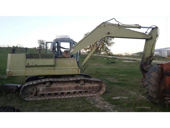 Excavadora Hydromac H115