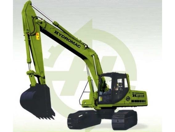 Excavadora Hydromac H121-8Lc