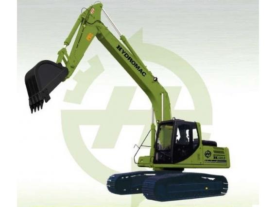 Excavadora Hydromac H124-8Lc