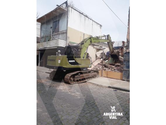 Excavadora Hydromac H95 Europa Id633