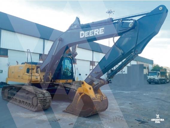 Excavadora John Deere 270D Lc Id657